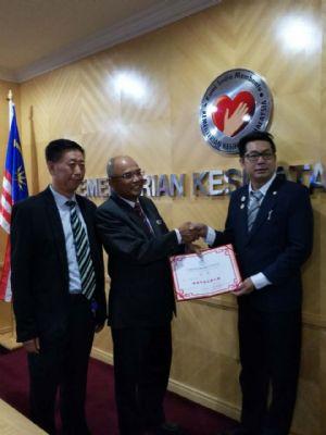 刘如率团赴马来西亚、新加坡交流考察取得圆满成功